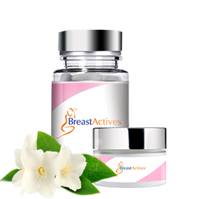 Breast Actives tablets and cream